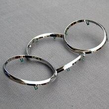 Foal Burning 1 Pcs ABS Chrome Instrument panel decoration ring for Chevrolet Chevry Cruze Sedan Hatchback 2009 – 2014