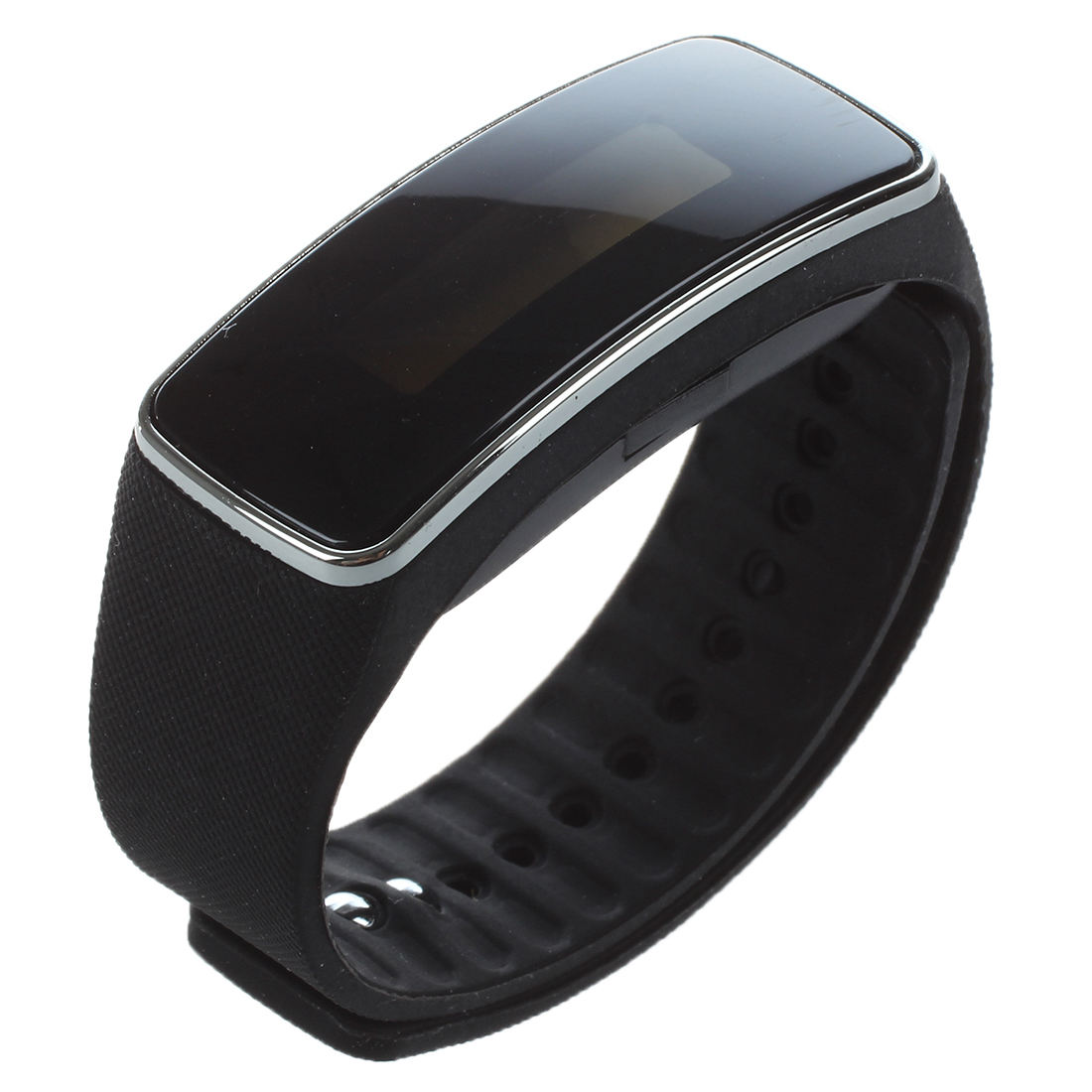 V5 Bluetooth Smart Watch Pedometer Step Walking Distance Calorie Counter Sport Tracker