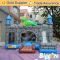 Надувные Biggors Надувной Замок Товарного ПВХ Отказов Дом Открытый Большой Парк Развлечений