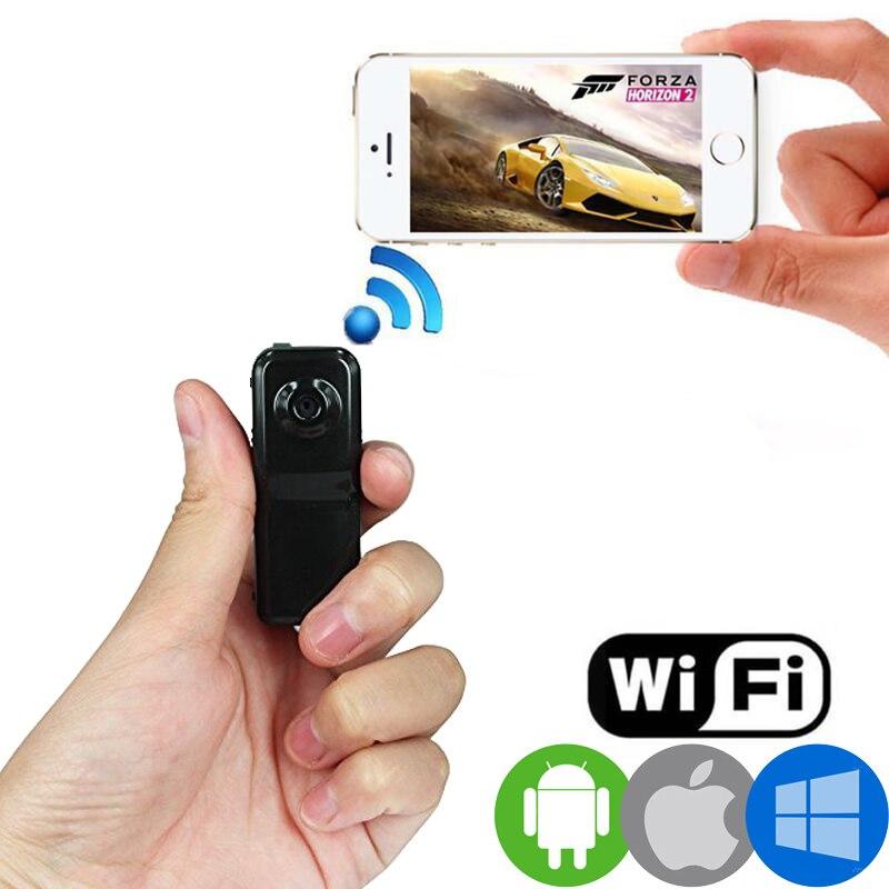 IP P2P MD81S Senza Fili Wifi Mini Macchina Fotografica di Registrazione Segreta Android iOS Videocamera Video Espia Candid Cam Nanny Micro Pinhol