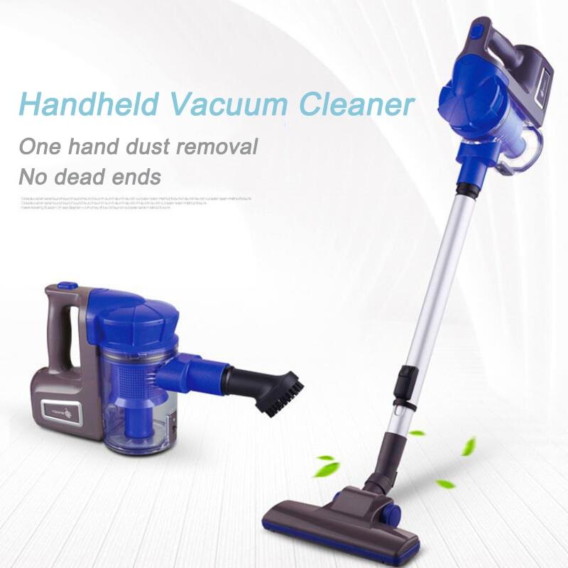 все цены на Vacuum Cleaner Handheld Dust Collector Household Aspirator with Docking Station Portable Sweeper онлайн