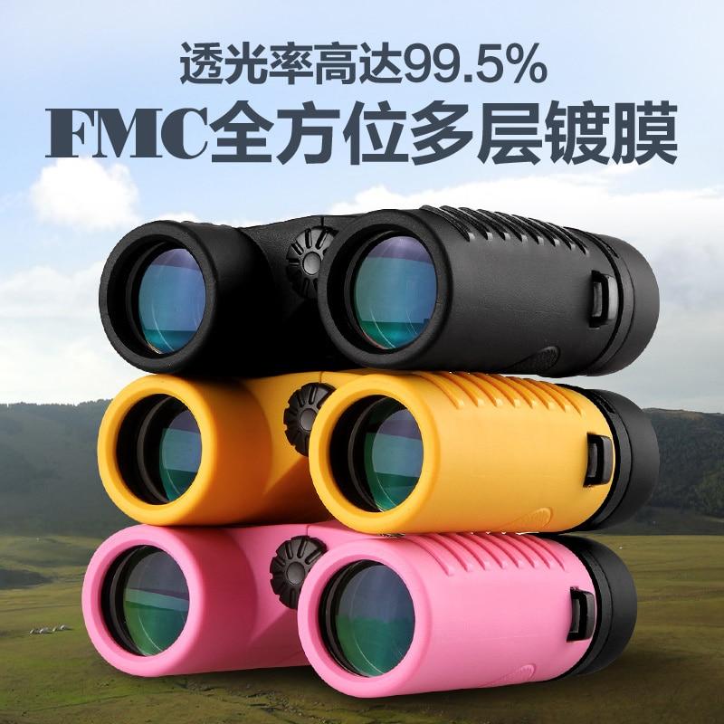 Asika 8x32 BaK4 Roof Prism Optical Binoculars Fully Multi-Coated HD high quality Green Coating free shipping 2015 new 8x42 waterproof bak4 roof prism binoculars 118m 1000m long range high end binoculars hot sale