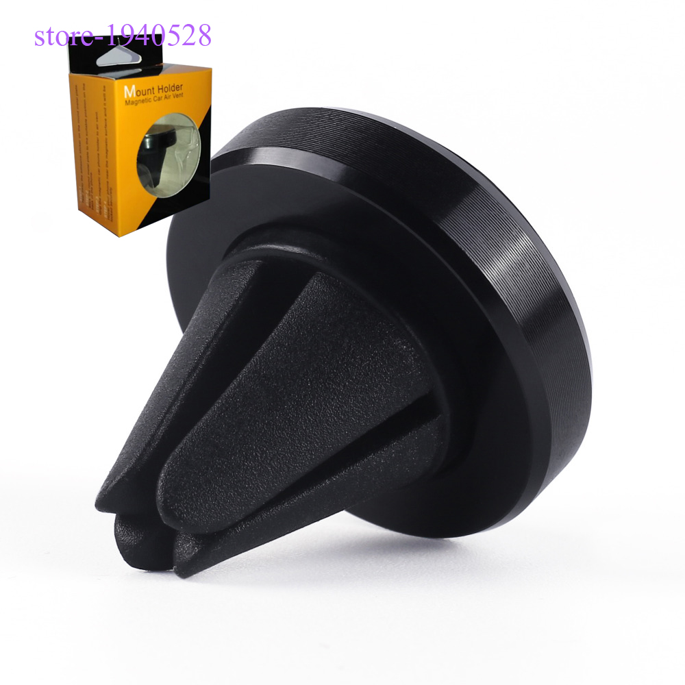 Magnetic Car Phone Holder Magnet Air Vent Mount For Samsung Galaxy S
