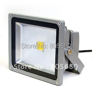 Promotion 5pcs/lot,AC85-265V,30W Outdoor Led Flood Project Light White&Warm White&Cool White Lighting,Gray&Black Lamp Body waterproof solar 2w 7000k 200lm 30 led flood cool white light project lamp black
