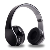 New Style Wireless Bluetooth Headphone V4 0 Built In Mic Noise Cancelling Stereo Sound Headphones Foldable