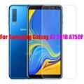 Для samsung Galaxy A7 2018 закаленное Стекло для samsung A7 2018 7 A750F A750 SM-A750F Экран Защитная пленка для полного покрытия 6,0 2019