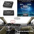 Para Kia Optima K5 2014 2015 2016-Tela de Condução Segura exibição de status de segurança de condução em do pára-brisas Car HUD Head Up Display