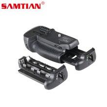 SAMTIAN Skilled Battery Grip Holder Work with EN-EL15 Battery or 6x AA Batteries for NIKON D7100 D7200 DSLR Digital camera