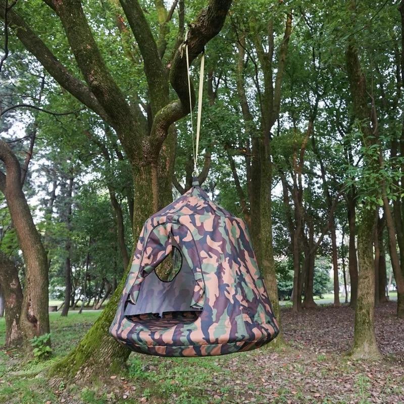 2019 High Quality Multicolor Children Indoor Outdoor Swing Camping Leisure Chair Hammock Children Hanging Tent