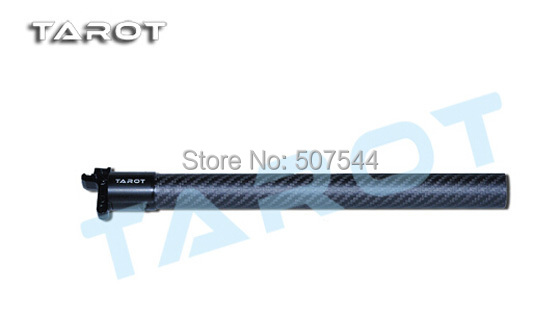 Tarot X4 spare parts carbon tube 280MM TL4X002 Tarot Multirotor Parts Free Shipping with Tracking