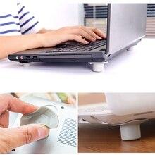 "Multi Funktionale Laptop Cooling Pad Notebook mit hohe ferse Macbook Air Pro kühler füße für 11 ""14"" 13 ""15,6"" 17"""