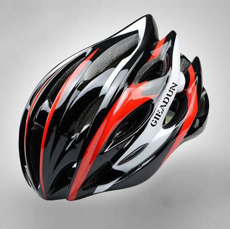 Цена за 2017 Общество С Ограниченной Ce Каско Каско Mtb Велоспорт Шлем Прибытие Марка Профессиональный Велосипед Capacete Ciclismo Eps + pc 12 Цветов велосипед