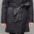 Básico das mulheres jaquetas e casacos de inverno parka longo fino 3 m thinsulate quente parka clothing 13w-52d