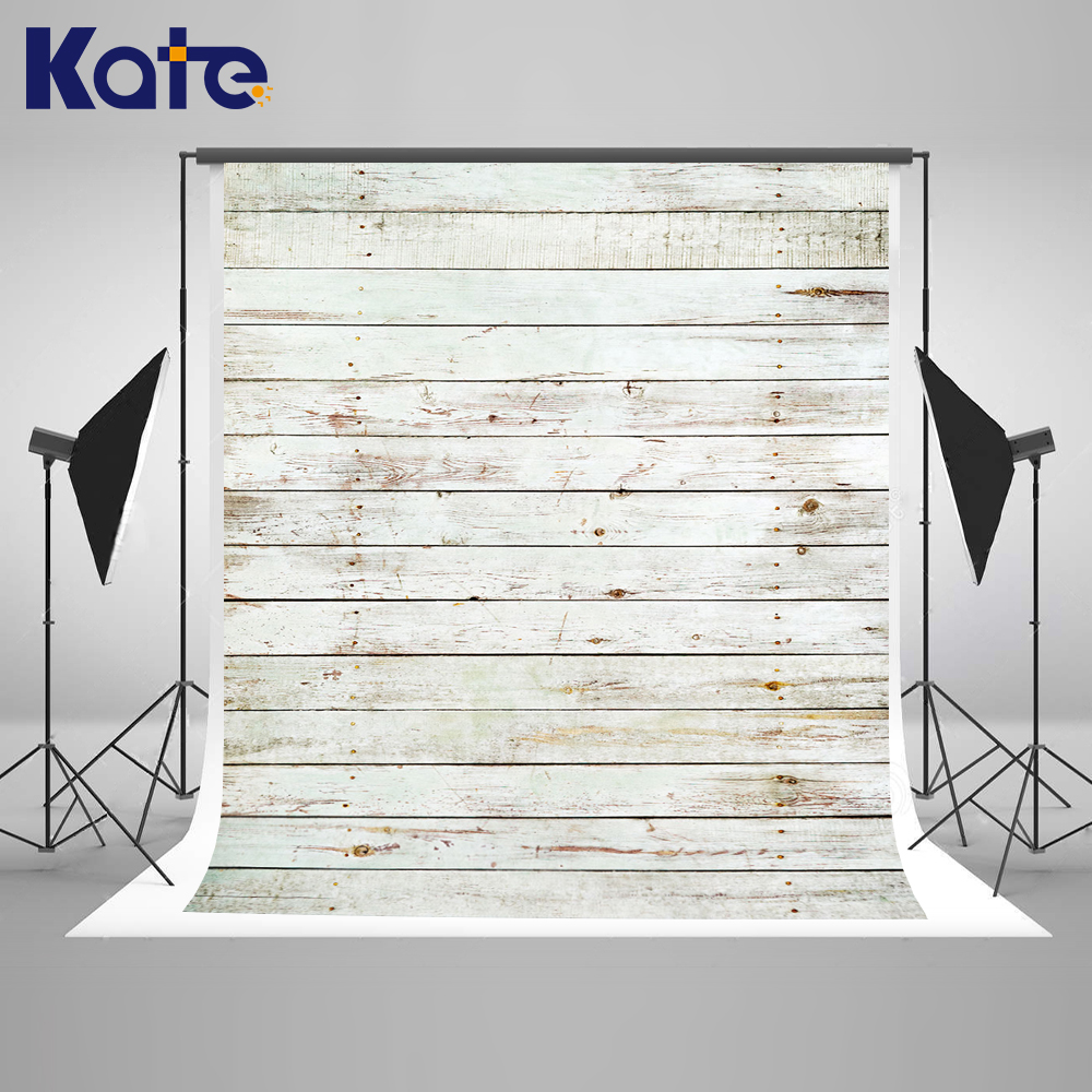 Kate Retro Simple Wood Photography Background 5x7ft Old Wooden Backgrounds For Photo Studio Cotton Photocall Studio Backdrop