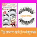 15Pair/Lot  natural False Eyelashes Eyelash Extensions Fake Lashes Voluminous  Fake Eyelashes tools For Eye Lashes Makeup