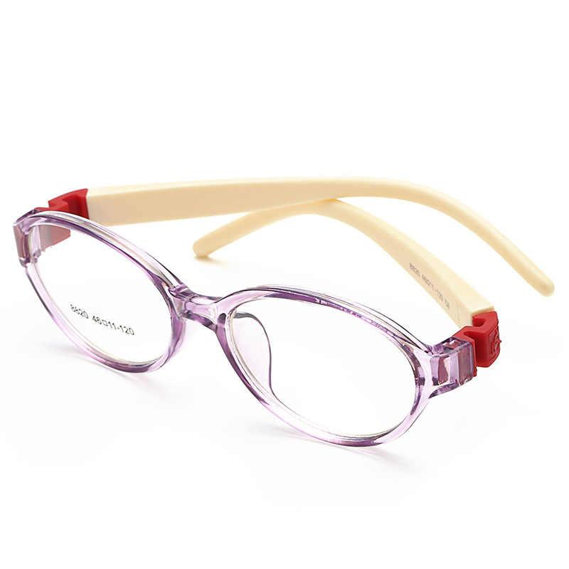 Notícias de Armações De Óculos para Crianças Crianças Óculos Flexíveis óculos Quadros Meninos para Meninas Miopia Ambliopia Óptica