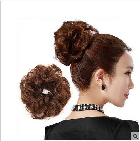 aliexpress free shipping wig hair scrunchy hair