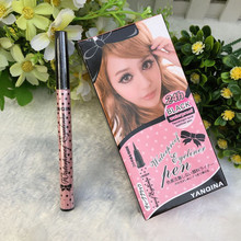 New Arrival Waterproof Black Eyeliner Pen Wholesale for Makeup Quick-dry Long-lasting Mini Cosmetic for Make Up Beginner