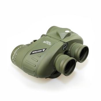 SPINA OPTICS Military binoculars 10x50 zoom telescope waterproof fog proof rangefinder Eyepiece Waterproof for hunting