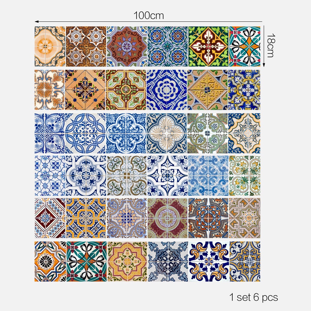 Decals for ceramic tiles image collections tile flooring design aliexpress buy funlife church pattern diy stairway sticker aliexpress buy funlife church pattern diy stairway stickervintage dailygadgetfo Images
