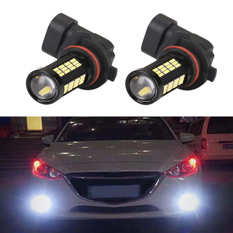 2X Extremely Bright H8 H11 LED Fog Light Bulb DRL Lamp For <font><b>mazda</b></font> 3 5 <font><b>6</b></font> xc-5 cx-7 axela atenza image