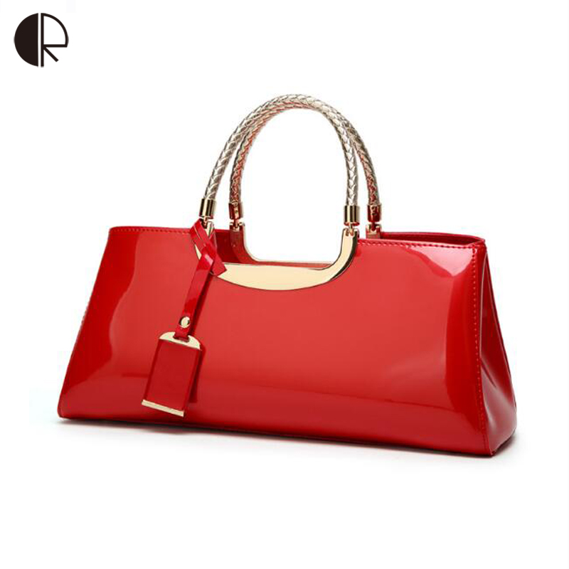 Luxurious Evening Bags Paint Smooth Handbag for Women Banquet Bag Female Totes Jelly Bags bolsa feminina for Wedding/PartyLuxurious Evening Bags Paint Smooth Handbag for Women Banquet Bag Female Totes Jelly Bags bolsa feminina for Wedding/Party
