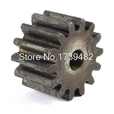 Gray 10mm x 40mm x 25mm Module 2.5 14 Teeth Metal Straight Spur Gear Wheel märklin katalog spur z
