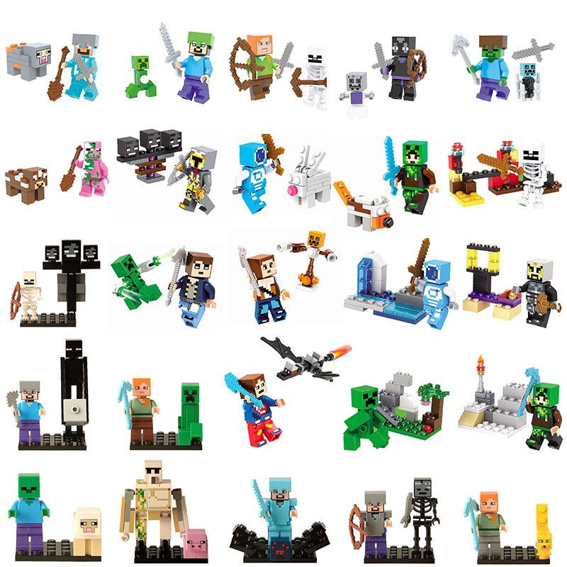Model Building Strict Single Deadpool 2 Domino Cable Peter Carnage Warhead Black Spderman Zombie Action Figures Building Blocks Toy For Children Fine Quality Blocks