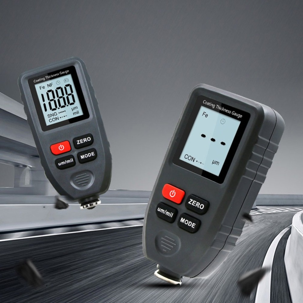 Здесь можно купить  Digital Coating Thickness Gauge Mini Thickness Meter Car Painting Coated Meter Thickness Measure Tool  Инструменты