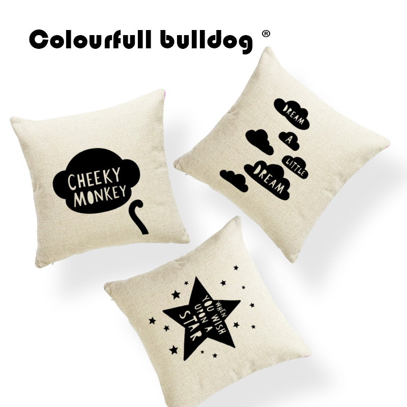 Little Moments Big Memories Cushion Cover Love Diamond Pillows Stripe Anime Lounger Chair Nap Mat Pillow With Cover Small Linen