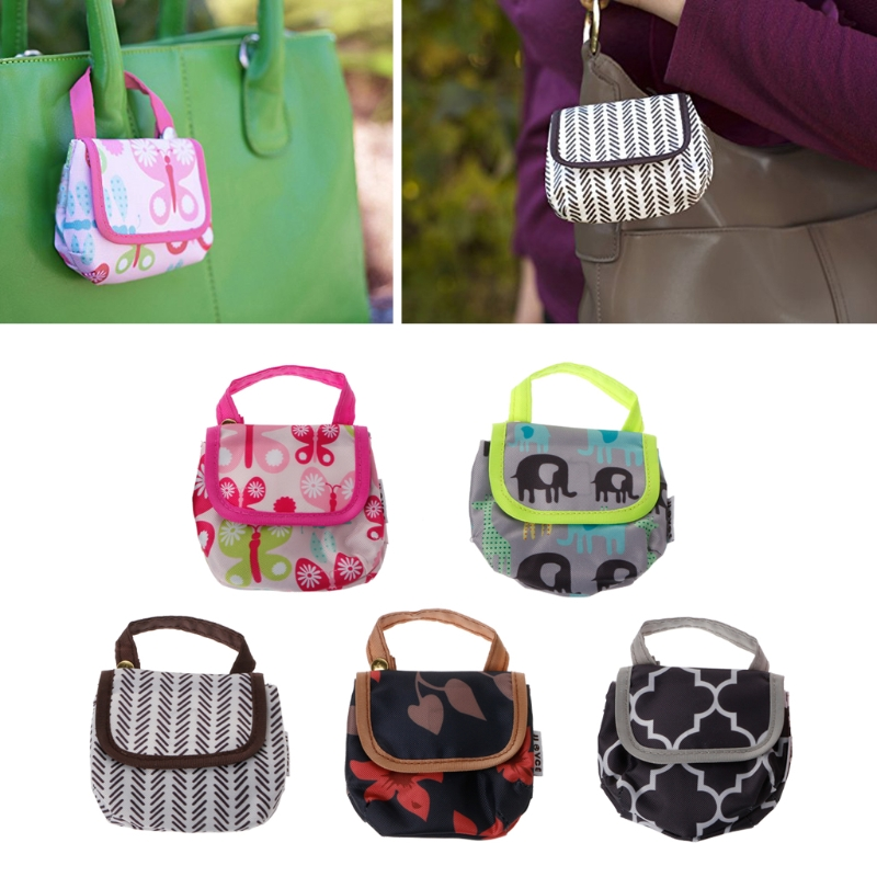 Baby Pacifier Bag Soother Dummy Holder Nipple Case Storage Bag Organizer Travel