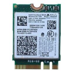Dual Band wireless-ac 7260NGW 802.11ac 867 mbps 2.4G/5 GHz NGFF FRU: 04W3806 bezprzewodowa sieć lan dla Intel 7260AC 7260 THINKPAD T440 X240S X230S