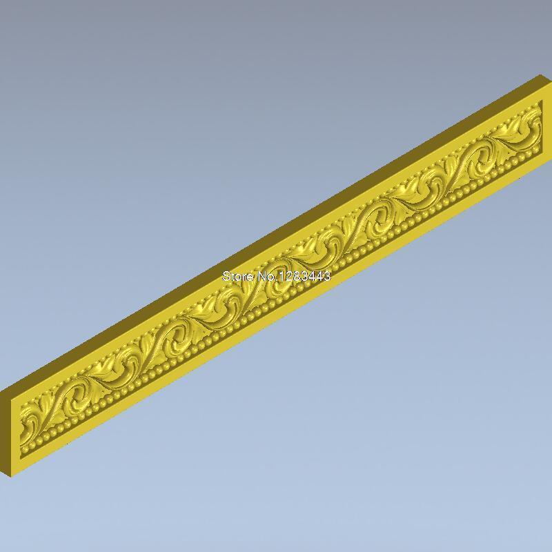High Quality New 3D Model For Cnc 3D Carved Figure Sculpture Machine In STL File 3D Furniture Decoration Decor_75