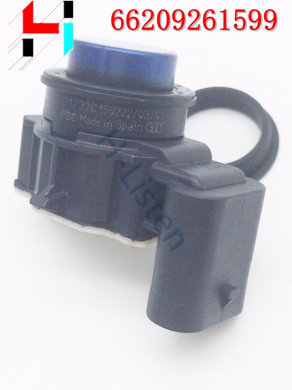4pcs 66209261599 Original 9261599 PDC Parking Distance Sensor Reverse Assist for B M W Genuine