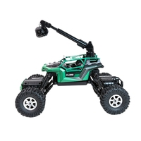 Remote Control Car Rc Mountain Bike 1:16 2.4G With Camera Wifi Mobile Phone Remote Control Four Drive Waterproof Climbing Car