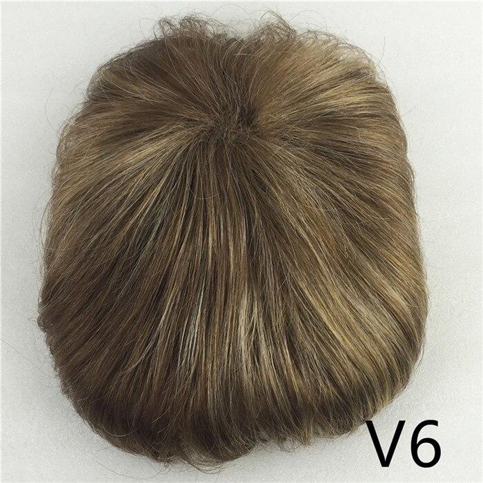 Сильная красота парик синтетические волосы парик выпадение волос топ кусок парики 36 цветов на выбор - Цвет: Омбре