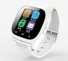 Outdoor Sport Smart Uhr Wasserdicht staubdicht Nacht Visible Wasserdichte Smartwatch Mit LED Alitmeter Musik-player