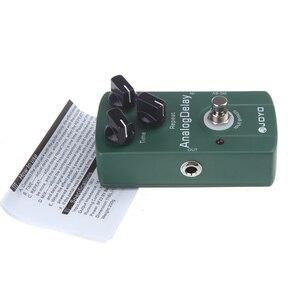 Image 5 - Joyo JF 33 de retardo analógico Pedal de efecto guitarra eléctrica