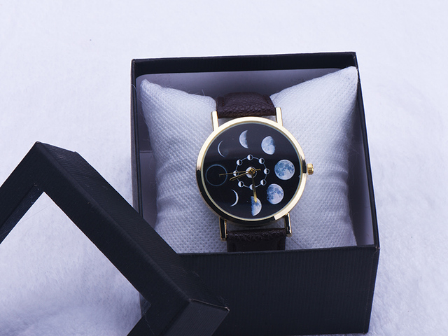 Astronomy Quartz Wrist Watches