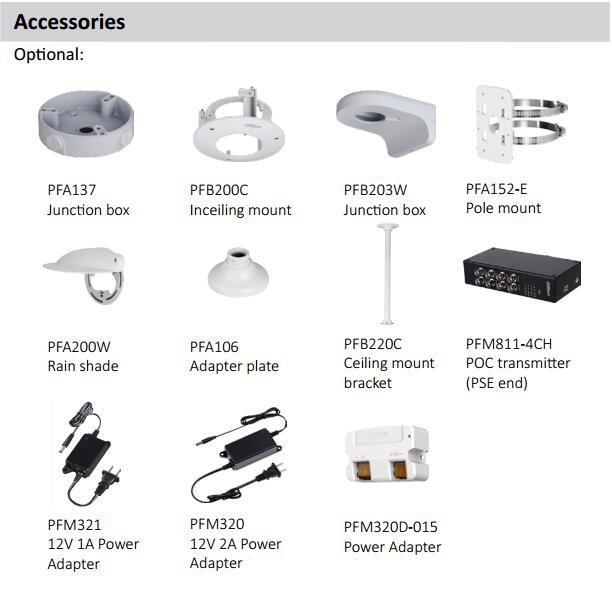 Бесплатная доставка DAHUA безопасности Камера CCTV 2MP Starlight HDCVI PoC Купола ИК цифровой видео Камера без логотипа HAC-HDBW2231R-Z-POC