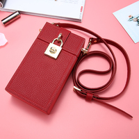 FLOVEME 5 5 Inch Universal Messenger Phone Bag For IPhone 7 6s 6 Plus Fashion Girly
