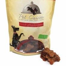 Pet Cuisine Dog Duck & Carrot Mini Bones Treats Dry Food Puppy Chews 250g