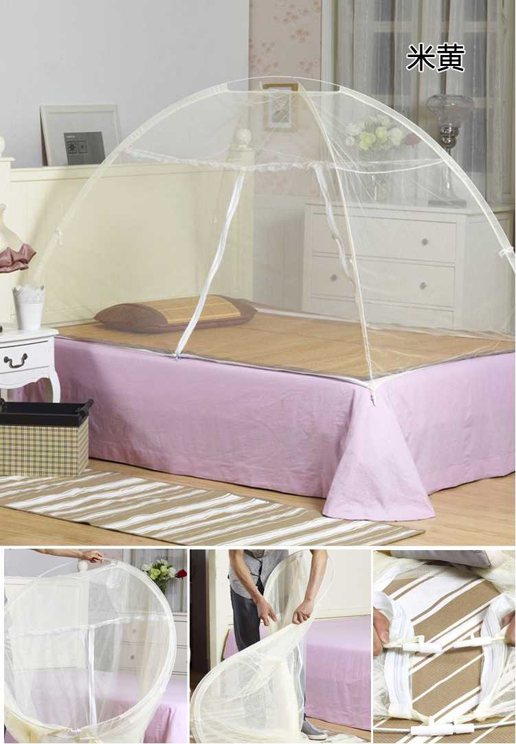 Hot sale new style mosquito net for bed student bunk bed for New style bed