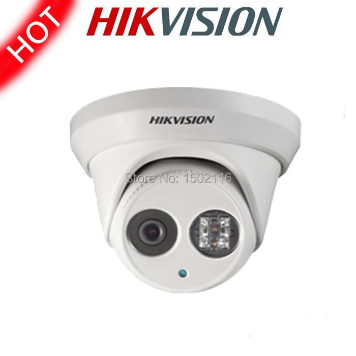Free shipping Hikvision IP Camera DS 2CD3320D I HD 2MP Network
