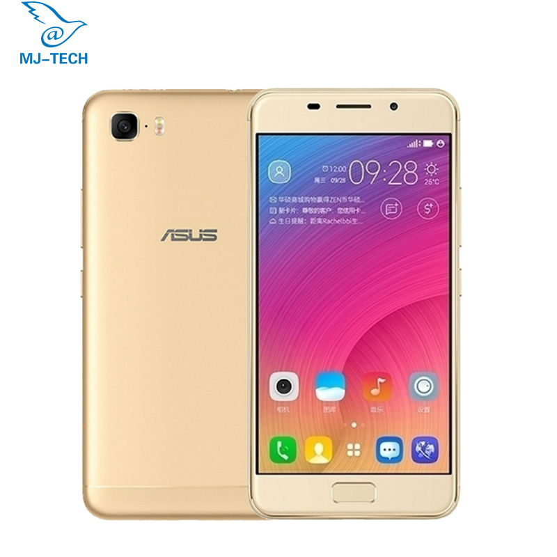 ASUS Zenfone Pegasus 3s (ZC521TL) MTK MT6750 Octa Core Android 7.0 5.2 Inch 3GB RAM 32GB ROM Front Touch ID 5000mAh Mobile Phone