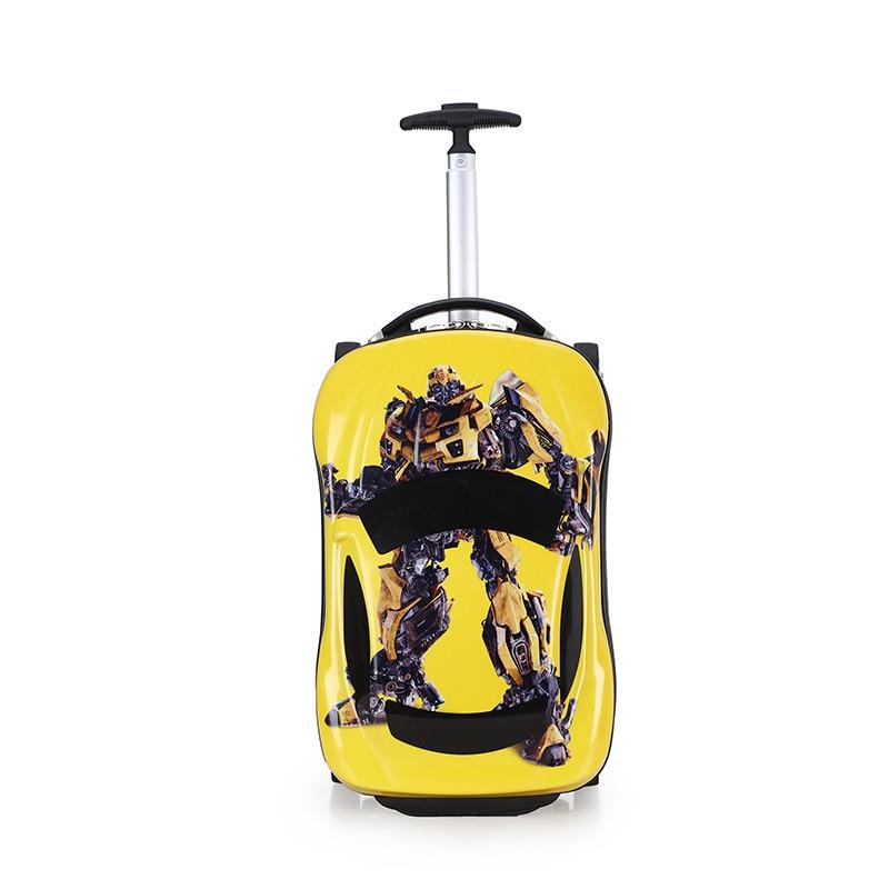 Roues D'écolier 3 Enfant Sacs Chariot Garçon Suitcase Voyage 4dcar Jouets Valise Fille Roulettes 18 Enfants De À set Pour Pouces suitcase suitcase set set Bagages qxvt77wzn