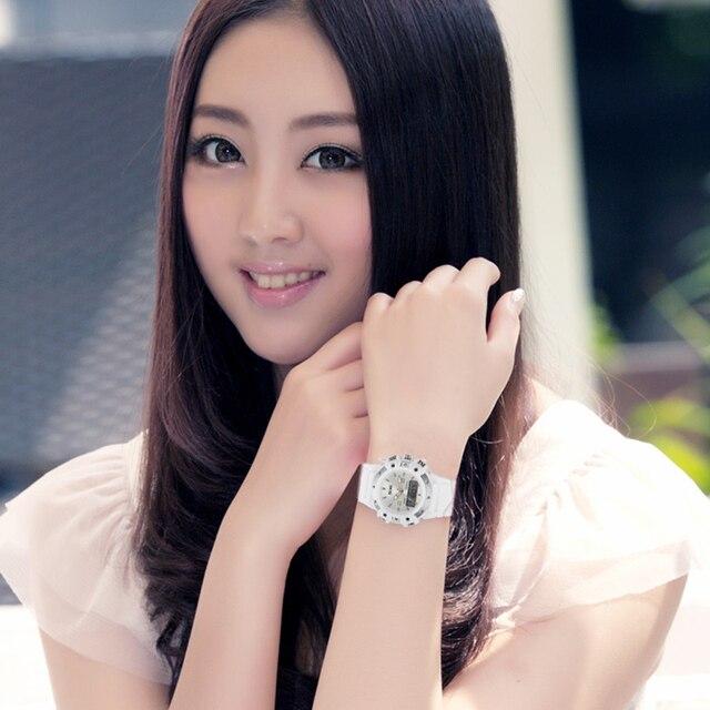 Zegarek sportowy SKMEI sylikonowa opaska różne kolory
