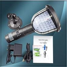 Nueva Solar 39 IR CCTV DVR seguridad cámara de vigilancia W PIR de detección de movimiento Sesnor vídeo sistema de registro ( 8 GB tarjeta incluyendo )