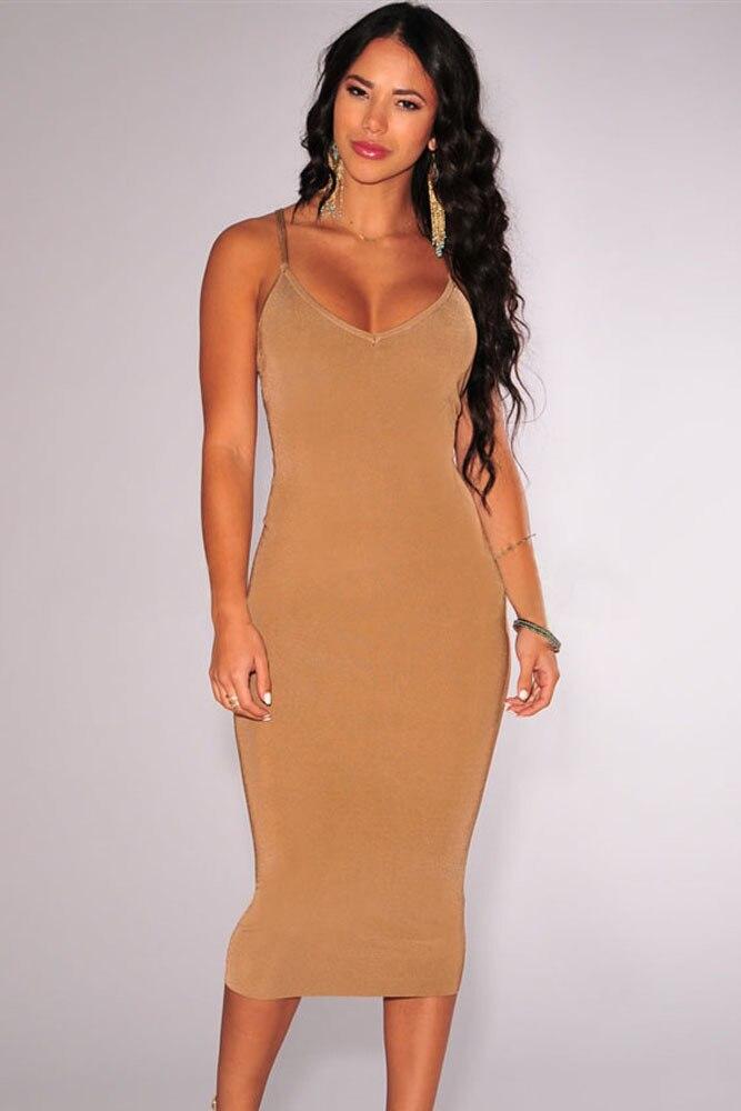 Online Get Cheap Brown Strapless Dress -Aliexpress.com | Alibaba Group