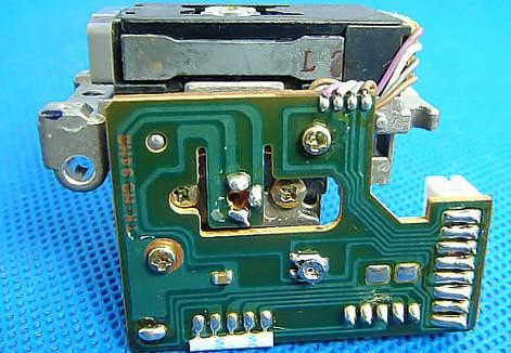 Laser head  SF-91 5P 8P laser head h8151af